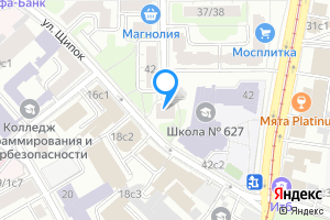Комната в Москве Большая Пионерская ул., 46