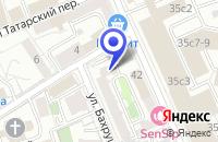 Схема проезда до компании ОО НАРОДНАЯ АКАДЕМИЯ НАУК в Москве