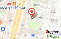 Схема проезда до компании Ранинг Рабитс в Москве