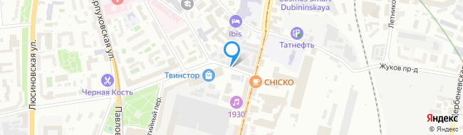 переулок Щипковский 4-й