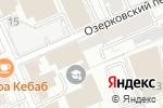 Схема проезда до компании Фелиция в Москве