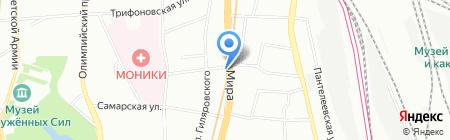 Apple-service на карте Москвы