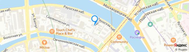 переулок Раушский 2-й