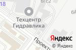 Схема проезда до компании Инженерная сантехника в Москве