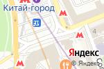 Схема проезда до компании Бюро в Москве