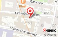 Схема проезда до компании Редакция Журнала «Радио» в Москве
