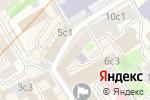 Схема проезда до компании DG MEBEL в Москве