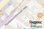 Схема проезда до компании Центр юридической помощи в Москве