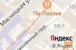 Схема проезда до компании С-Премьер в Москве