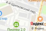 Схема проезда до компании GYDERS USA в Москве