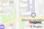 Схема проезда до компании Адвокат Ушакова С.Ю. в Москве