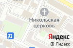 Схема проезда до компании Пласт Групп в Москве