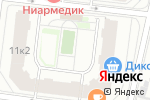 Схема проезда до компании Bagilio в Москве