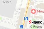 Схема проезда до компании Прагматика в Москве