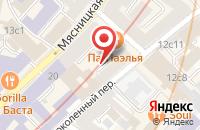 Схема проезда до компании Международный Финансовый Центр в Москве