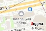 Схема проезда до компании Nintendo в Москве