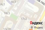 Схема проезда до компании J.J.Stars в Москве