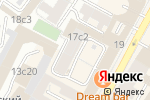 Схема проезда до компании Мастерская печатей в Москве