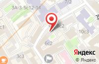 Схема проезда до компании  Мир Урании в Москве