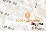 Схема проезда до компании Токио в Москве
