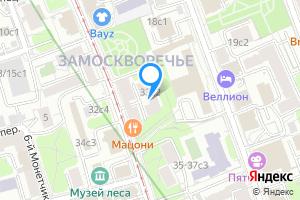 Комната в четырехкомнатной квартире в Москве м. Павелецкая, Новокузнецкая улица, 33с2