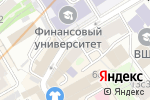 Схема проезда до компании Амфион в Москве
