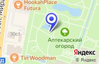 Схема проезда до компании ТФ REDLAB LTD. в Москве