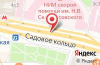 Схема проезда до компании Эра ремонта и дизайна в Александровке