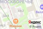 Схема проезда до компании Лига Независимых Экспертов в Москве