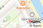 Схема проезда до компании Президиум в Москве