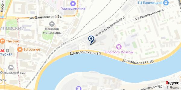 Tamara-Fruit на карте Москве