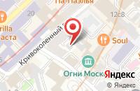 Схема проезда до компании КлимГо в Москве
