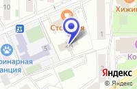 Схема проезда до компании АКБ ПРИНТБАНК в Москве