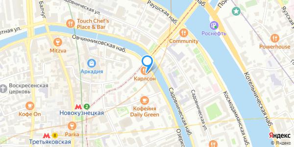 Головной офис банка Урал ФД