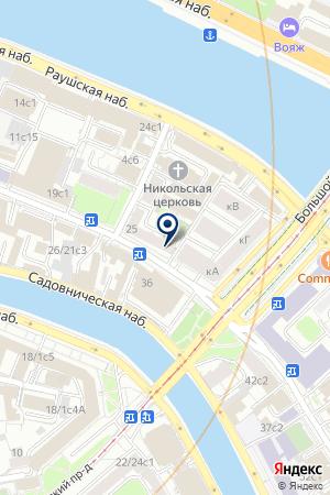 ФЕДЕРАЛЬНАЯ СЕТЕВАЯ КОМПАНИЯ ЕДИНАЯ ЭНЕРГЕТИЧЕСКАЯ СИСТЕМА на карте Москвы