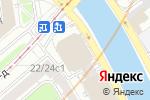 Схема проезда до компании Пермская финансово-производственная группа в Москве
