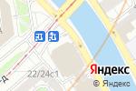 Схема проезда до компании Мидзухо банк в Москве