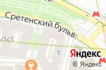 Схема проезда до компании Key store в Москве
