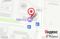 Схема проезда до компании Вецан в Москве