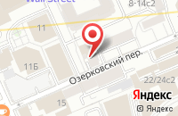 Схема проезда до компании Студия Доброе Утро в Москве