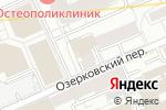 Схема проезда до компании Белый лев в Москве