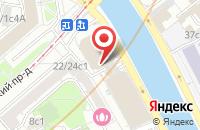 Схема проезда до компании Лдв Принт в Москве