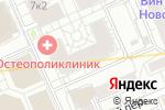 Схема проезда до компании ЛО – лавка полезной еды в Москве