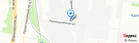 Спектр Сталь на карте Москвы