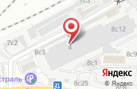 Схема проезда до компании Сервисмонтажинтеграция-Энерго в Москве