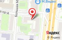 Схема проезда до компании Форвардстрой в Москве
