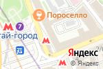 Схема проезда до компании СОВРЕМЕННЫЕ ПРОЕКТНЫЕ РЕШЕНИЯ в Москве