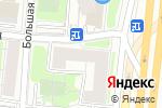 Схема проезда до компании Рыболовная магия в Москве