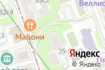 Схема проезда до компании PAC GROUP в Москве