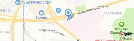 Инфекционные болезни на карте Москвы